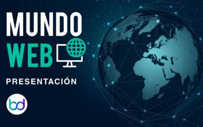 Presentación – Serie Mundo Web